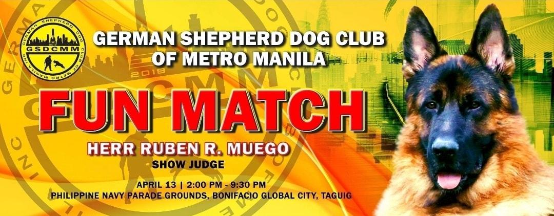 FULL RESULTS - GSDC METRO MANILA FUN MATCH | GSDF PHILIPPINES